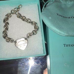 Tiffany & Co Toggle Bracelet